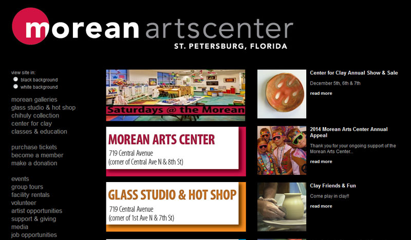 Morean Arts Center